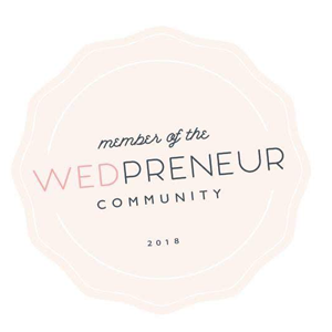 Apart of the Wedpreneur Community